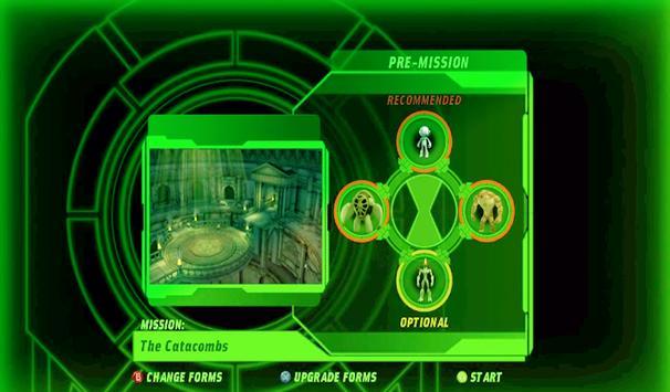 New Ben 10 Alien Force Guide screenshot 1
