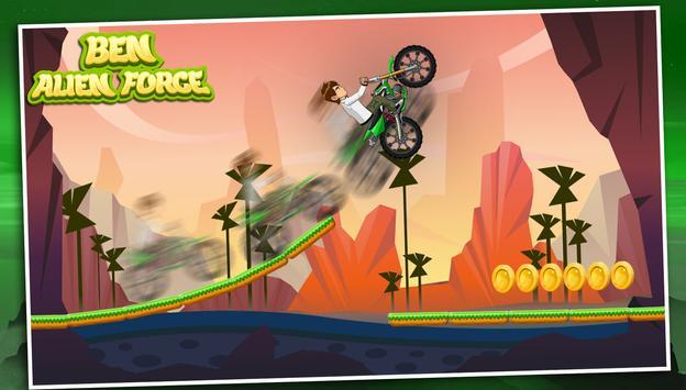 Ben Alien - ultimate Hero transform Game apk screenshot