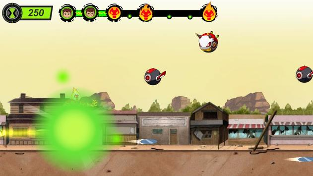 Hero kid - Ben Alien Ultimate Power Surge apk screenshot