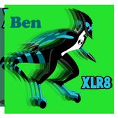 Ben XLR8 1 icon