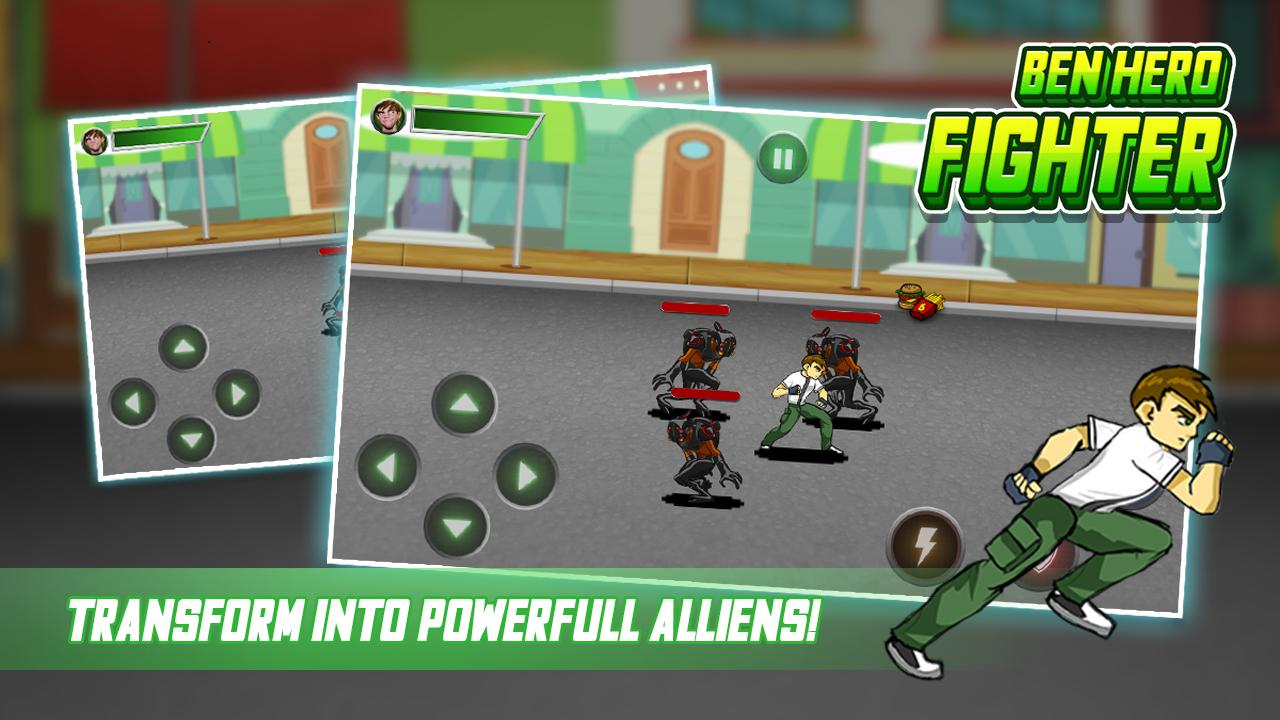 A Ira De Psychobos Download Pc little ben alien hero - fight alien flames for android - apk