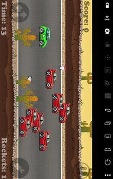 Car 10: Ben in Road Killer screenshot 2