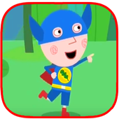 ben and holly adventure icon