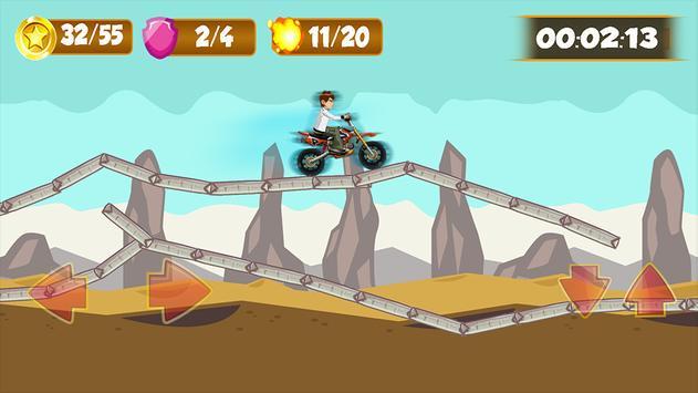 Ben Scooter Motorbike 10 apk screenshot