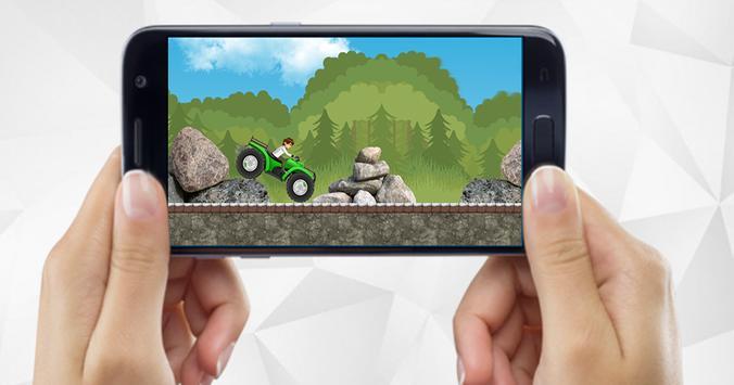 Petualangan Ben Racing Game apk screenshot