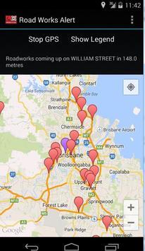 Qld road works alert descarga apk gratis mapas y navegacin qld road works alert captura de pantalla de la apk gumiabroncs Image collections