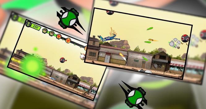 ben alien subway adventure screenshot 1