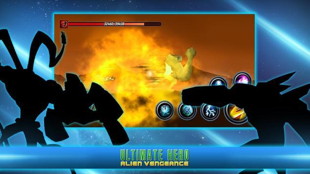 Alien Vengeance Ultimate Bendy poster