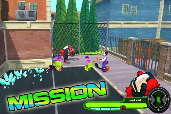 Game BEN 10 Alien Force Cheat for Android - APK Download
