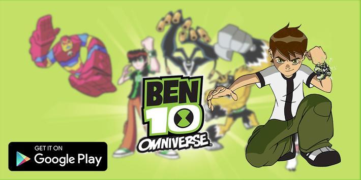 Ben 10 Omniverse Adventure poster