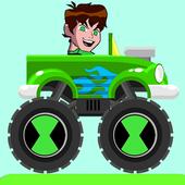 Ben Car 10 racing game icon