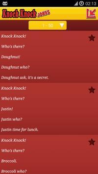 Knock Knock Jokes for Kids screenshot 1