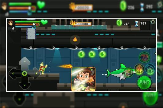 Ultimate Ben Alien Omnitrix Universe apk screenshot