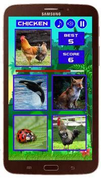 Animal Quiz New screenshot 2