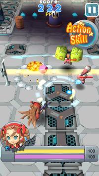 Strikers Girl End apk screenshot