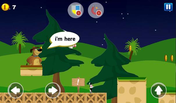 Binnicula Jungle Adventures apk screenshot