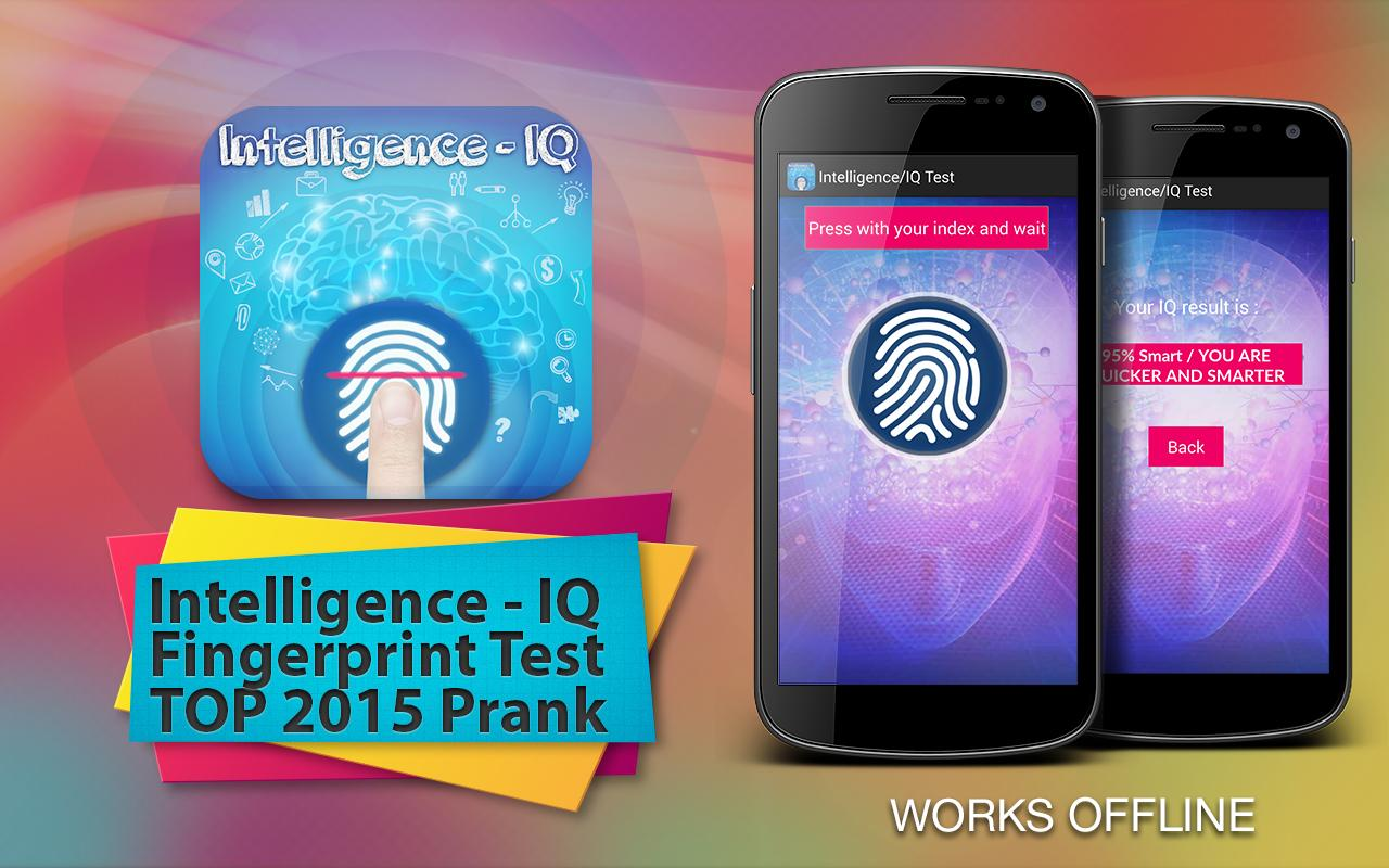 Intelligence IQ Test Prank for Android - APK Download