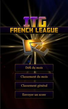 ITG French League poster