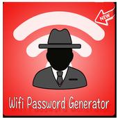 Uncover Password WI-FI prank icon