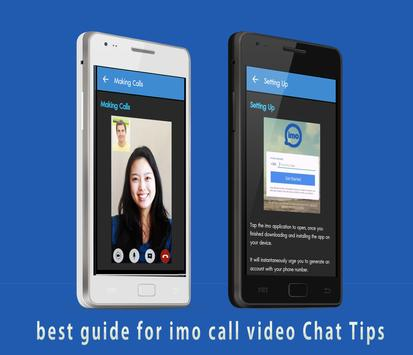 Free Guide IMO Video and Chat poster