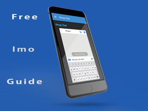 Free Guide IMO Video and Chat apk screenshot