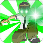 ben alien super adventure transform icon