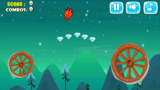 Fireboy and Watergirl apk screenshot