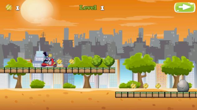 Moggy adventure apk screenshot
