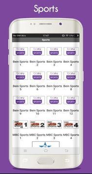 شاهد كل قنوان bien sport مجانا من هاتف مع التطبيق ben boos