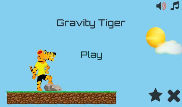 Gravity Tiger apk screenshot