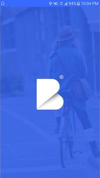 Bend - Urban Messengers poster