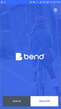 Bend - Urban Messengers apk screenshot