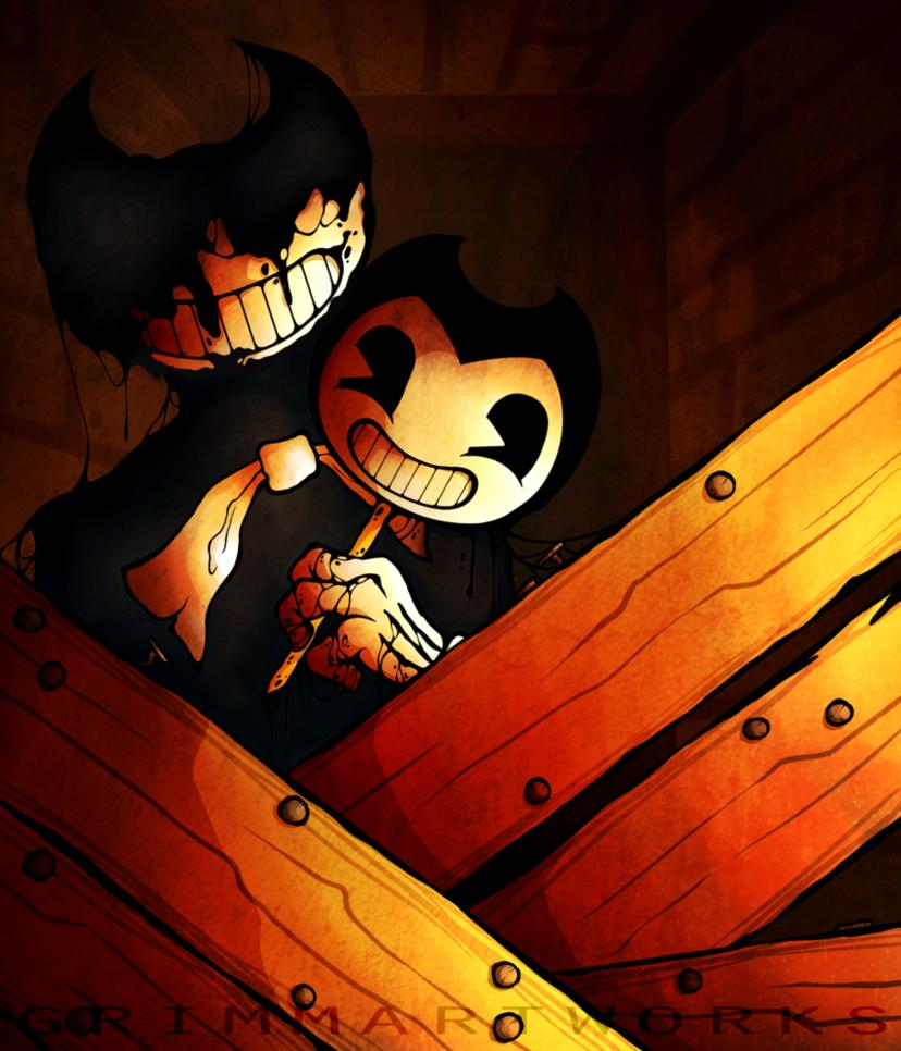 Bendy And The Ink Machine Wallpapers For Android Apk Download