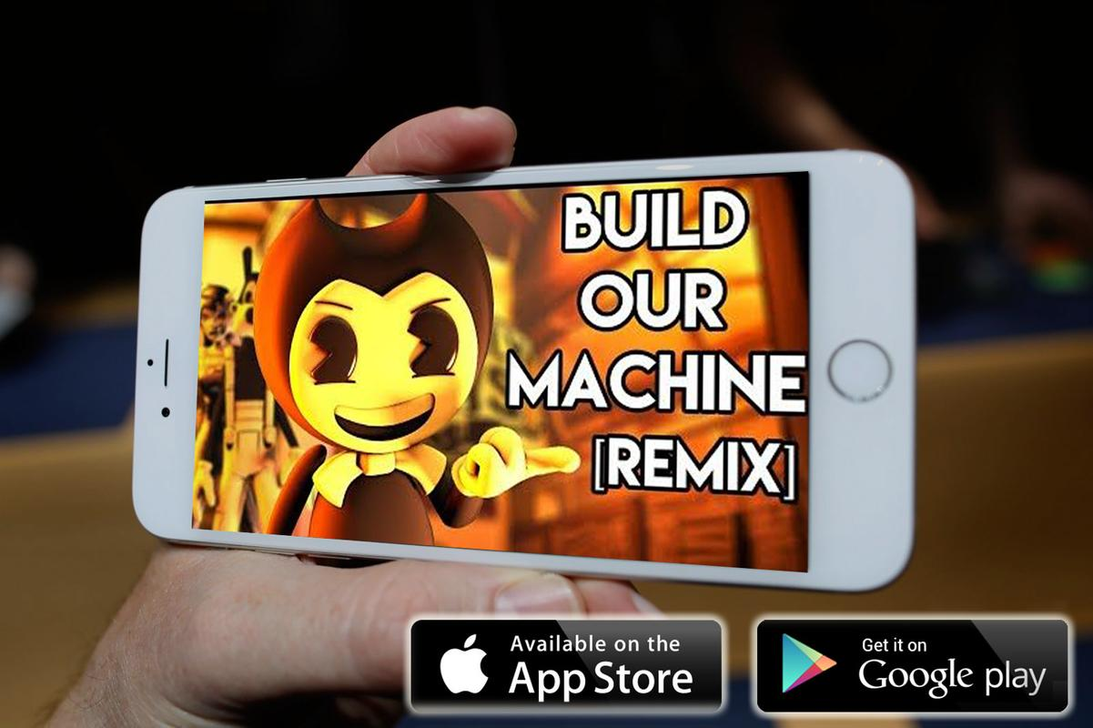 bendy and the ink machine song 1 hour remix