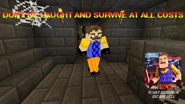 Crazy Neighbor Survival Scary House screenshot 1
