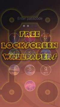 Bendy Lock Screen apk screenshot