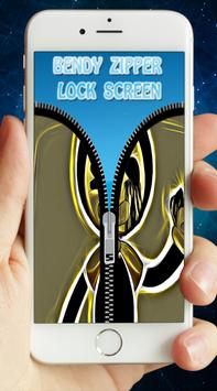 bendy ink zipper lock apk screenshot
