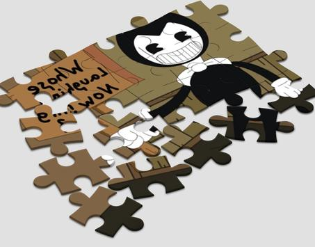 Bendy Puzzle Kids apk screenshot