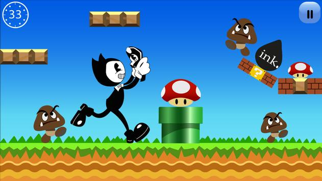 super bendy ink, adventure game screenshot 1