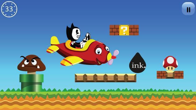 super bendy ink, adventure game screenshot 2