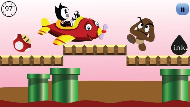 super bendy ink, adventure game screenshot 3