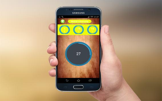 Real Metal Detector apk screenshot