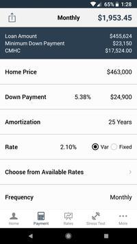 Andre Persaud Mortgage App screenshot 1