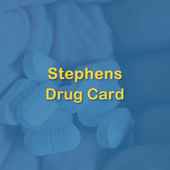 Stephens Drug Card icon