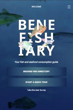 BeneFISHiary poster