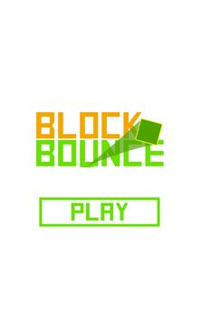 Bounce Block poster