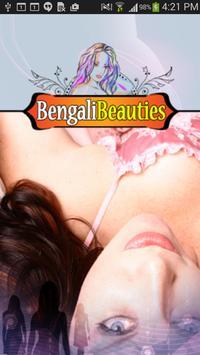 Bengali beauties poster
