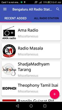 Bengaluru All Radio Stations apk screenshot