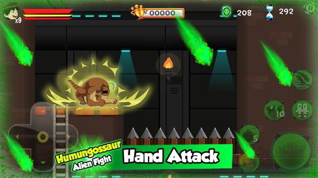 Ben DiamondHeat Alien Fight screenshot 2