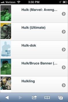 MarvelAtrix apk screenshot